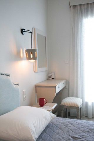 accommodation nikos maria apartments bedroom amenities