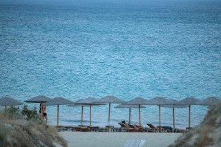 location nikos maria apartments plaka beach